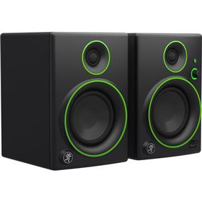 "Mackie CR4BT - 4"" Multimedia Monitor w/Bluetooth (Demo Open Box/PAIR)"