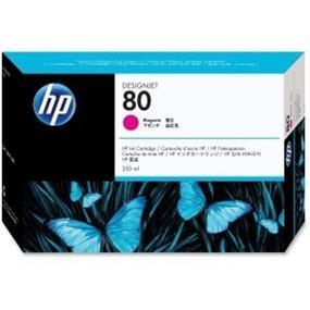 HP 80 Magenta Ink Cartridge - Inkjet - 4400 Page (C4847A)