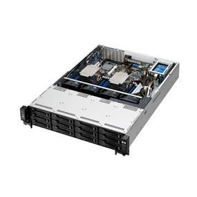 ASUS Barebone Server RS520-E8-RS12-EV2 2U Xeon E5-2600v3 S2011-3 2xR3 C612 12x3.5inch 770W