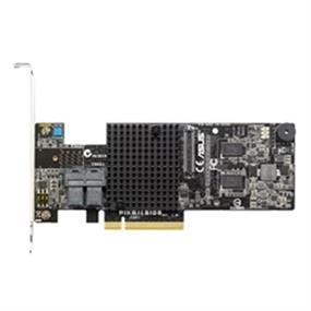 ASUS Controller Card PIKE II 3008-8I 8Port SATA III/SAS II Support RAID 0/1/10/1E (PIKE II 3108-8I/16PD)