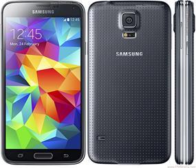 "Samsung Galaxy S5 - 5.1"" Unlocked Smartphone - Black (Recertified - Good Condition)"