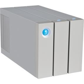 LaCie 2big Thunderbolt2 8TB USB 3.0 - 0, 1, JBOD RAID (LAC9000438U)