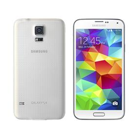 "Samsung Galaxy S5 - 5.1"" Unlocked Smartphone - White (Recertified - Good Condition)"