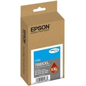 Epson 788XXL Cyan Extra High Capacity Ink Cartridge