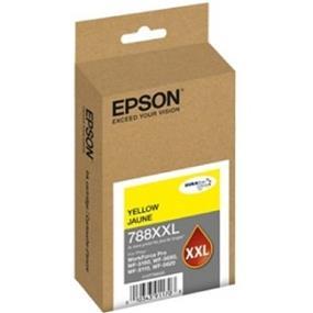 Epson 788XXL Yellow Extra High Capacity Ink Cartridge