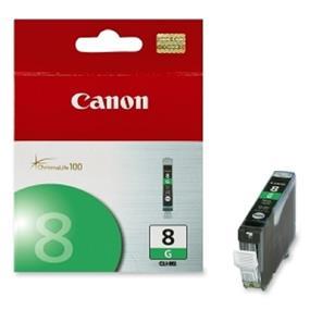 Canon CLI-8 Green Ink Cartridge (0627B002)