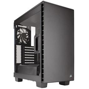 Corsair Carbide Clear 400C Black Compact Mid-Tower Case (CC-9011081-WW)