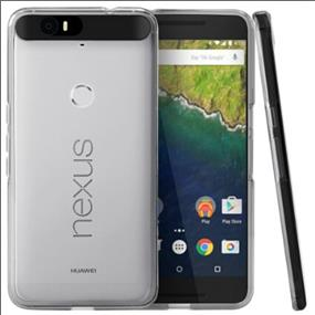 LBT Huawei Nexus 6P clear gel skin (HNX6SPCL1)