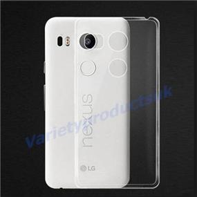 LBT Gel Grip Nexus 5X clear gel skin (NX5XCL1)