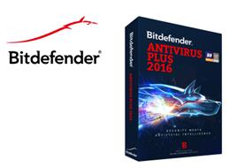 BitDefender Antivirus Plus  2016 (1pc/1yr) Bilingual