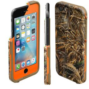 LifeProof Fre for iPhone 6/6s-Realtree Max Orange