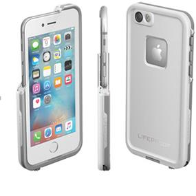 LifeProof Fre for iPhone 6/6s-Avalanche White