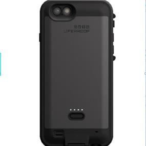 LifeProof Fre Power for iPhone 6/6s-Blacktop
