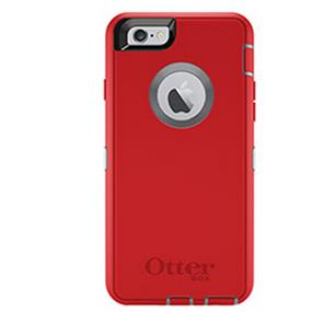 OtterBox DEFENDER iPhone 6 Case - Red