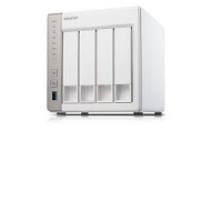 QNAP TS-451+-2G 4-Bay Next Gen Personal Cloud NAS, Intel 2.0GHz Quad-Core CPU with Media Transcoding