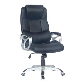 TygerClaw Executive High Back Office Chair With Padded Arms