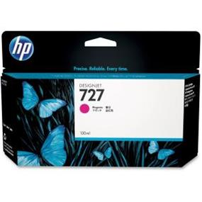 HP 727 Magenta Ink Cartridge (B3P20A)