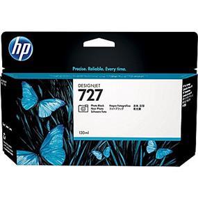 HP 727 Photo Black Ink Cartridge (B3P23A)