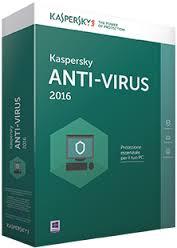 Kaspersky Antivirus 2016 (3 Users, Retail) En/Fr