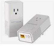 Netgear PLP1200 Powerline Network Adapter(PLP1200-100PAS)