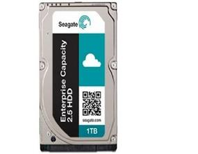 "Seagate Enterprise 1TB 2.5"" Internal Hard Drive - SAS - 7200 - 128 MB Buffer (ST1000NX0363)"