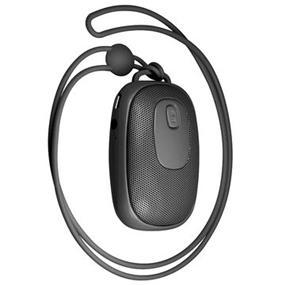 Logiix Blue Piston Nomad Bluetooth Speaker (Black)