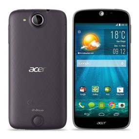 "Acer Z410 - 4.5"" Unlocked Dual SIM Smartphone - Black (Recertified - Good Condition)"