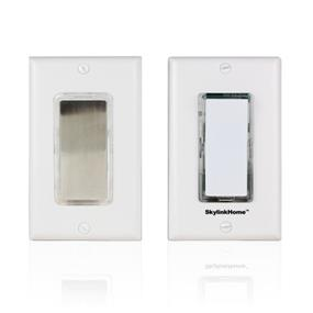 Skylink Wireless 3-Way On/Off/Dimmer Kit with Snap-on Cover (SK-7A)