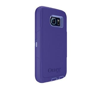 OtterBox 7751154 Defender Case For Galaxy S6 Purple