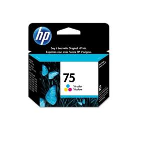 HP 75 Tri-colour Original Ink Cartridge (CB337WN)