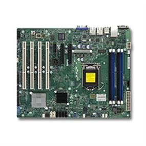 Supermicro Motherboard MBD-X10SLX-F-O Xeon E3-1200 LGA1150 C222 32GB DDR3 PCI-Express USB SATA ATX