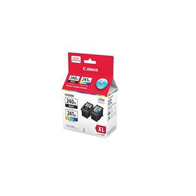 Canon PG-240 XL / CL-241 XL Black and Color Ink Cartridge Value Pack (5206B020)