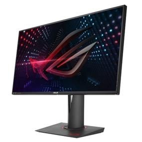"ASUS ROG SWIFT PG27AQ 27"" 4K/UHD 3840x2160 IPS DisplayPort HDMI USB Ergonomic EyeCare NVIDIA G-SYNC Gaming Monitor"