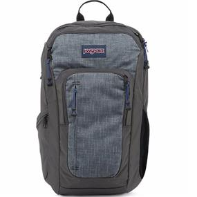 Jansport RECRUIT Backpack GREY VANISHING RIP