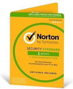 Symantec Norton Security 3.0 - 1user, 1 Year, Retail Box