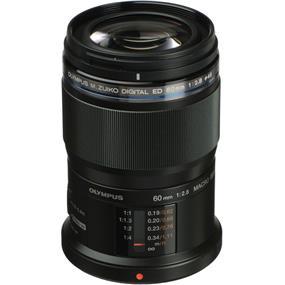 Olympus M.Zuiko Digital ED 60mm f/2.8 Macro Lens