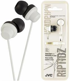 JVC HA-FX8 - Riptidz Headphones (White)