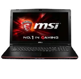MSI GP72 6QF-284CA Leopard Pro Gaming Notebook