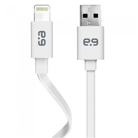 PureGear 60693PG/60629PG Charge/Sync Flat Cable Lightning 4ft White