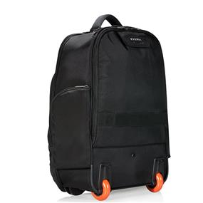 Everki Atlas Wheeled Laptop Backpack - 17.3' EKP122 Black