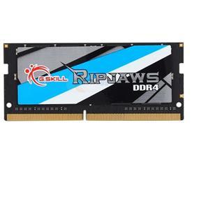 G.SKILL Ripjaws Series 16GB DDR4 2400MHz CL16 1.2V SODIMMs (F4-2400C16S-16GRS)