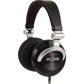 KOSS ProDJ200 Full Size Headphones (Open Box)