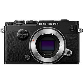 Olympus PEN-F Mirrorless Micro Four Thirds Digital Camera (Body Only, Black)