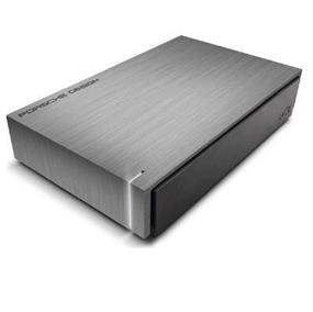 """LaCie Porsche Design P'9230 5TB USB 3.0 3.5"""" External Hard Drive (LAC9000480)"""
