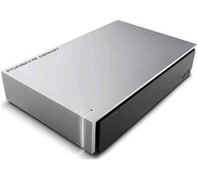 """LaCie Porsche Design P'9233 5TB USB 3.0 3.5"""" External Hard Drive (LAC9000479)"""