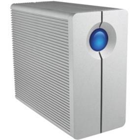 """LaCie 2big Quadra 10TB 3.5"""" USB 3.0 External Hard Drive (LAC9000495)"""