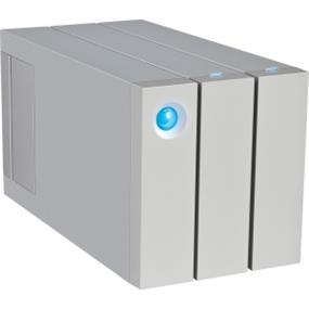 "LaCie 2big Thunderbolt 2 6TB 3.5"" USB 3.0 External Hard Drive (LAC9000437U)"