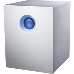 LaCie 5big Thunderbolt 2 30TB JBOB RAID External Drive(LAC9000504U)
