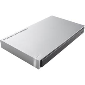 LaCie Porsche Design P'9223 1TB USB3.0 5400RPM External Portable Hard Drive for Mac (LAC9000293)