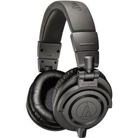 Audio-Technica ATH-M50x - Monitor Headphones (Matte Gray)